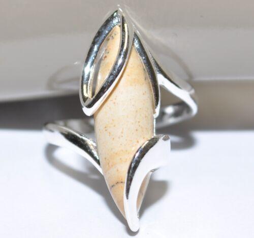 nueva colección 2015-único!!! 925 plata-anillo con jaspe-única!!