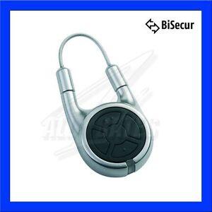 Hormann-HSD-2-A-BS-868-MHz-remote-control-transmitter-BiSecur-aluminium