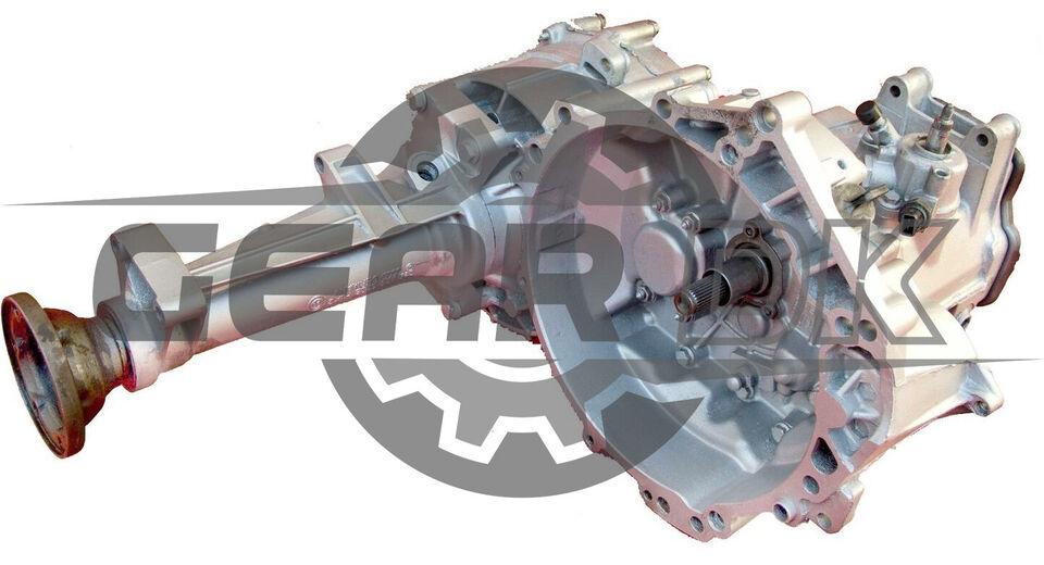 Gearkasse VW TRANSPORTER T4 2.4 Diesel AYF