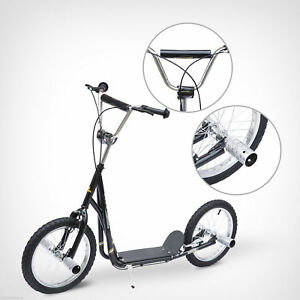Adult-Teen-Push-Scooter-Children-Stunt-Scooter-Bike-Bicycle-Ride-On