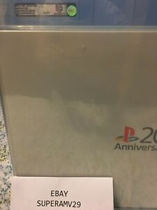 20th-Anniversary-SONY-PS4-NTSC-RELEASE-VGA-95-UNCIRCULATED-ARCHIVAL-CASE