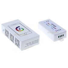 Bluetooth RGB Controller 4 WS2801 WS2812B SK6812 LPD6803 APA102 5050 LED Strip