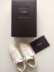 38 5 Laurent von Sneaker Saint Weiß 01 Slimane Sl Hedi 37 4wpx0qY