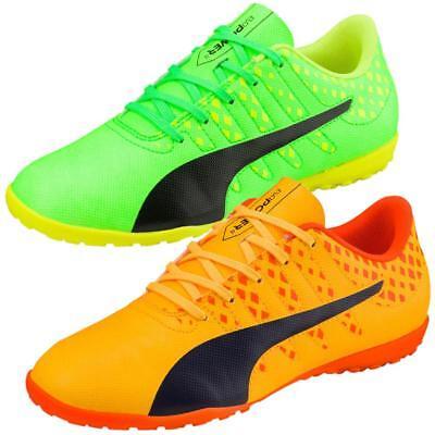 Puma EvoPower Vigor 4 TT Jr Multinocken Kinder Fußballschuhe Schuhe
