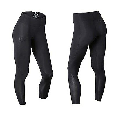2XU Women/'s Mid-Rise Compression Tights