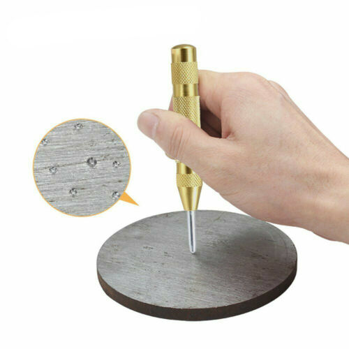 Automatic Center Punch Marking Starting Punching Holes Power Tool Woodworking bs