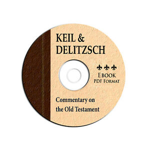 New keil delitzsch old testament bible commentary christian study image is loading new keil amp delitzsch old testament bible commentary fandeluxe Images