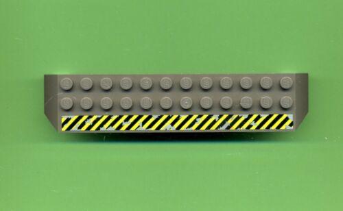 50305 weiß 3x8  = 2 Paar Lego 4 x Flügelplatte 50304