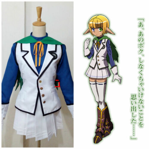 Overlord mare bello fiore Skirt Cosplay Costume Full Set