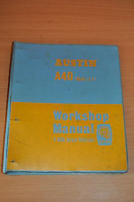 Motiviert Werkstatthandbuch Workshop Manual Austin A40 Marks I & Ii Stand 1964 Um Jeden Preis