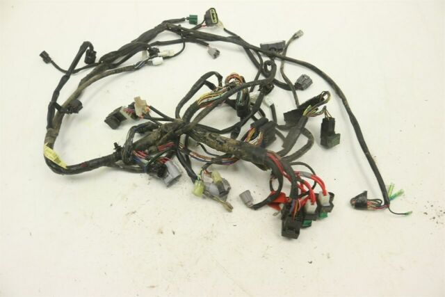 Yamaha Grizzly 700 Eps 13 Wiring Harness Chassis 1hp