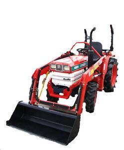 kleintraktor allrad traktor kubota b1902 gebr mit neuem. Black Bedroom Furniture Sets. Home Design Ideas