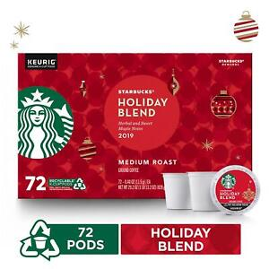 Starbucks 2019 Limited Edition   Holiday Blend Coffee K ...