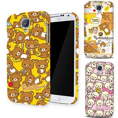 Authentic Rilakkuma Hard Case iPhone 5 Case iPhone 5S Case 4 Types Mobile Case