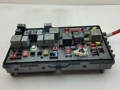 2006 2007 2008 2009 toyota avalon fuse box block relay panel used ... 2006 avalon fuse box  ebay
