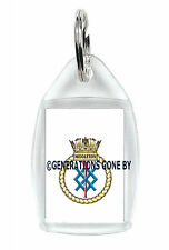 HMS MIDDLETON KEY RING (ACRYLIC)