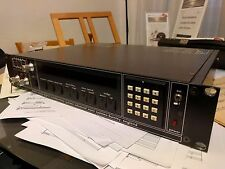 AMS Neve rmx16 digital reverberation system riverbero