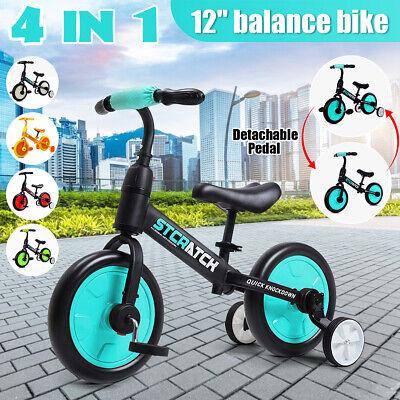 "Vivo Aluminium No Pedal Balance Bike 12/"" Vivo V5.1 No Pedal Push Balance Bicycle"