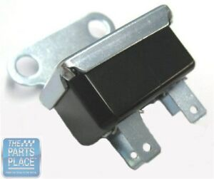1965-67 Pontiac GTO LeMans Horn Relay | eBay on wiring a dimmer switch, wiring a neutral safety switch, wiring a blower motor, wiring a starter switch, wiring a oil pressure switch, wiring a circuit breaker, wiring a water pump, wiring a window motor, wiring a turn signal switch, wiring a wiper motor, wiring a combination switch, wiring a fuel pump,