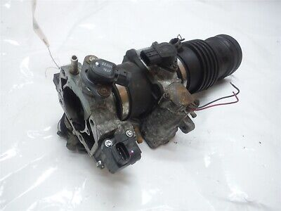 2002 ACURA TL TYPE S THROTTLE BODY VALVE ASSEMBLY OEM 1999 ...