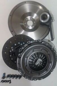 VW-BORA-1-9TDi-1-9-TDI-101hp-4motion-Volano-Kit-frizione-CSC-amp-TUTTI-I-BULLONI