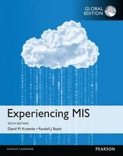 Experiencing MIS 6E by David M. Kroenke, Randall J. Boyle (Paperback, 2015)