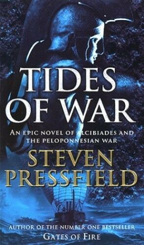 1 of 1 - Tides Of War by Pressfield, Steven 0553813323 The Cheap Fast Free Post