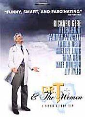 Dr-T-amp-and-the-Women-DVD-2001-Richard-Gere-Helen-Hunt-Farrah-Fawcett