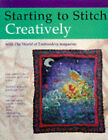 Starting to Stitch Creatively by Anova Books (Hardback, 1994)