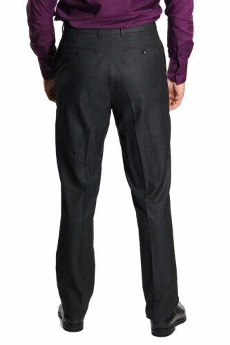 uomo neri 32 classici da Pantaloni a pieghe Gr Rn07OBIqx