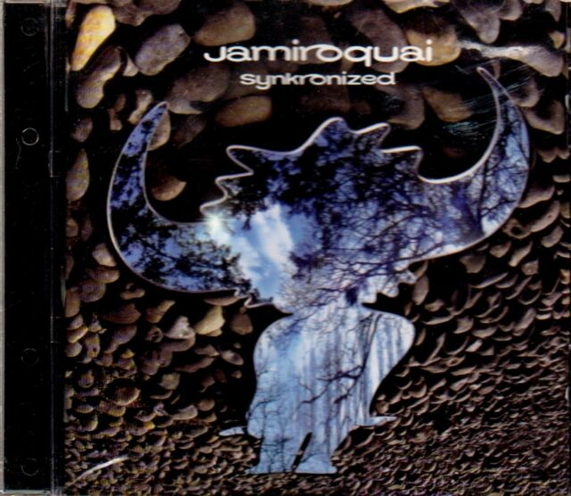 CD - JAMIROQUAI - Synkronized