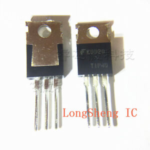 10pcs-TIP49-TIP49TU-TO-220-High-voltage-silicon-NPN-power-transistor-new