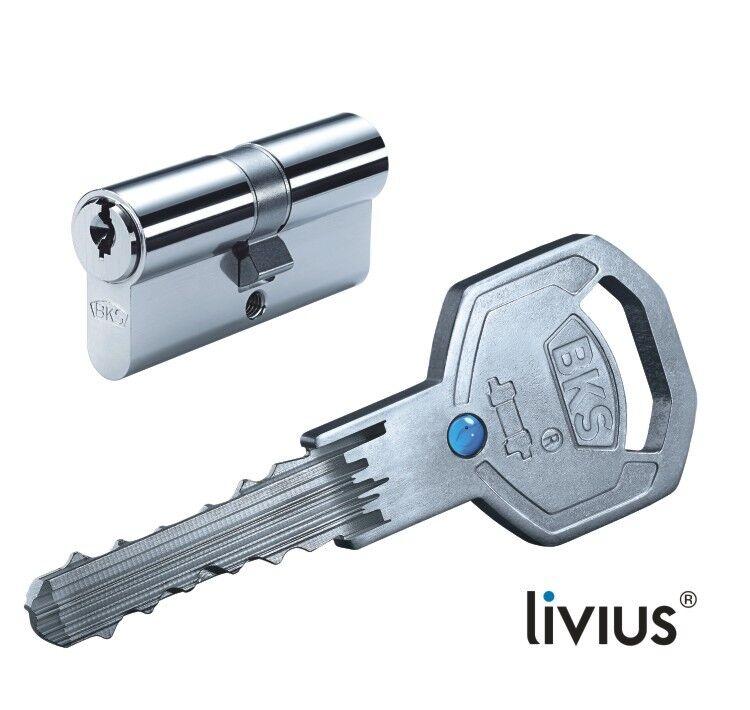 Schließzylinder BKS livius in vielen Längen  3 Schlüssel    Qualifizierte Herstellung    Große Auswahl    Ausgezeichnete Qualität    Hervorragende Eigenschaften