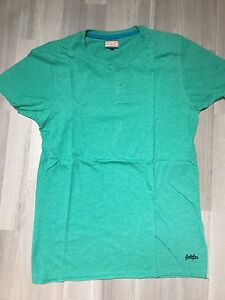 Jack-amp-Jones-Authentic-Herren-o-Jungenshirt-von-Gr-L-Fb-Gruen