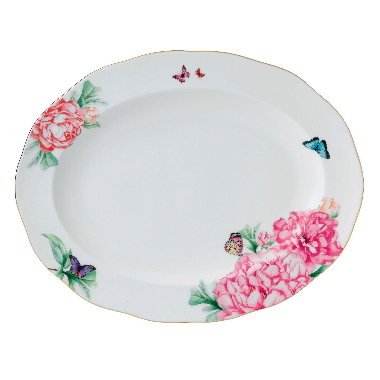 Royal Albert Miranda Kerr Friendship Oval Platter 33cm
