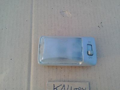 Rear Interior Light Suzuki Grand Vitara 5Dr 2.0 Diesel 01-05