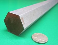 2024 Aluminum Hex Rod 1125 1 18 Hex X 1 Ft Length