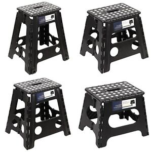 Astounding Details About Redcamp 1 2 X Heavy Duty Folding Step Stool For Adults Kids With Handle 4 Sizes Pabps2019 Chair Design Images Pabps2019Com