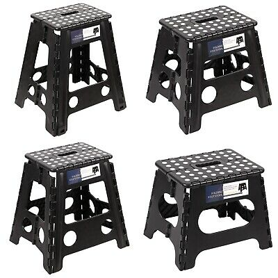 Redcamp 1 2 X Heavy Duty Folding Step Stool For Adults