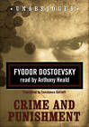 Crime and Punishment by Fyodor Dostoevsky (CD-Audio, 2008)