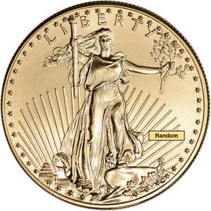 American-Gold-Eagle-1-oz-50-BU-Random-Date