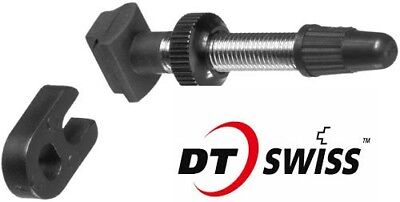 New DT Swiss 32mm Tubeless Valve with wide base Single