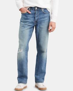 Medium Wash Levi/'s Men/'s 541 Athletic Taper Fit Jeans