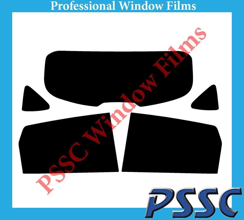 Pssc Vorgestanzt hinter Autofenster 50% Tönung Films für Nissan Qashqai