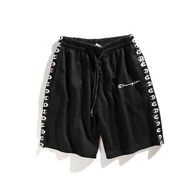 Willensstark Champion Shorts Sommer Herren Damen Kurze Hose Sport Short Knielang Shorts De