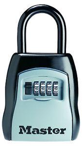 master lock schl sselbox mit zahlencode 5400 schl sseltresor schl sselsafe b gel ebay. Black Bedroom Furniture Sets. Home Design Ideas