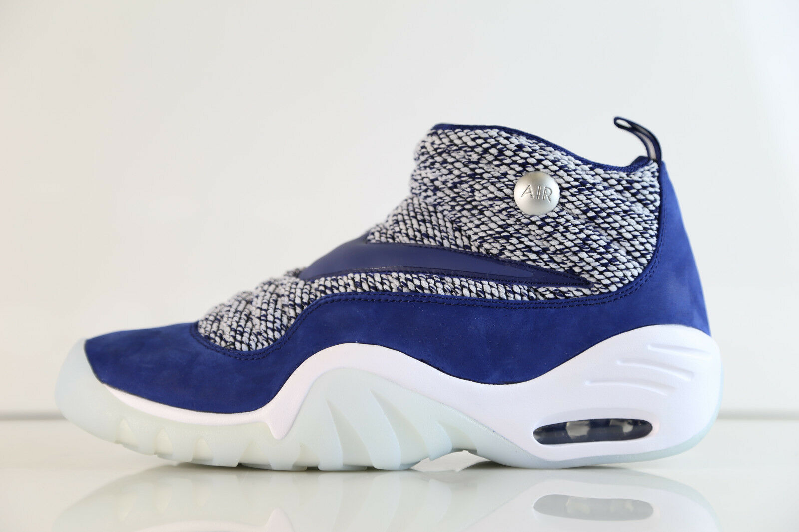 Nike Lab Air Shake NDestrukt x Pigalle Loyal Blue Royal AA4315-400 8-13 max 1 The most popular shoes for men and women