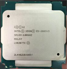 Intel Xeon E5-2683 V3 SR1XH 2.0GHz 9.6GT/s 35M 14Core  LGA2011-3 CPU Processor