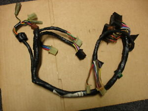 s l300 1984 kawasaki zn1300 zn 1300 voyager cowling fairing sub wiring Wiring Harness Diagram at virtualis.co