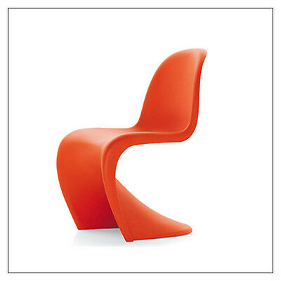 Panton Junior Chair in Six Colors --  by Vitra